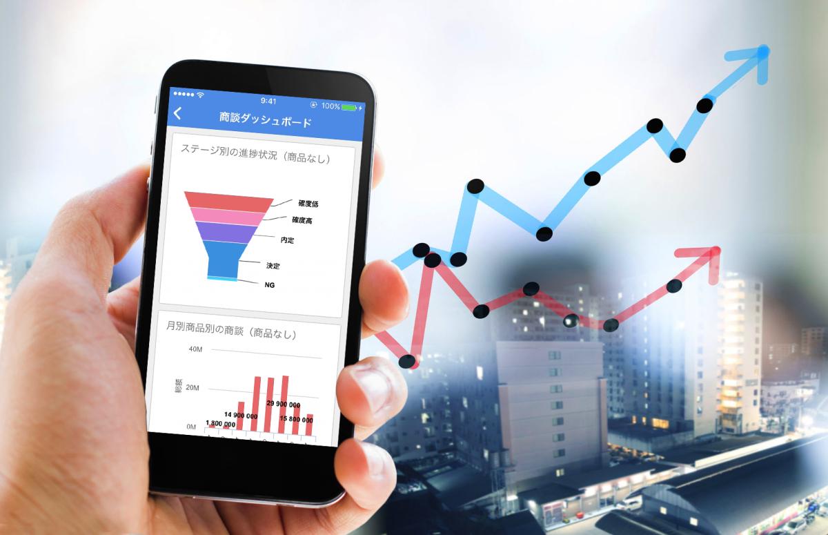 現時点でのビジネス主要指標をスマホで確認 – Zoho CRMのスマホアプリ(10)