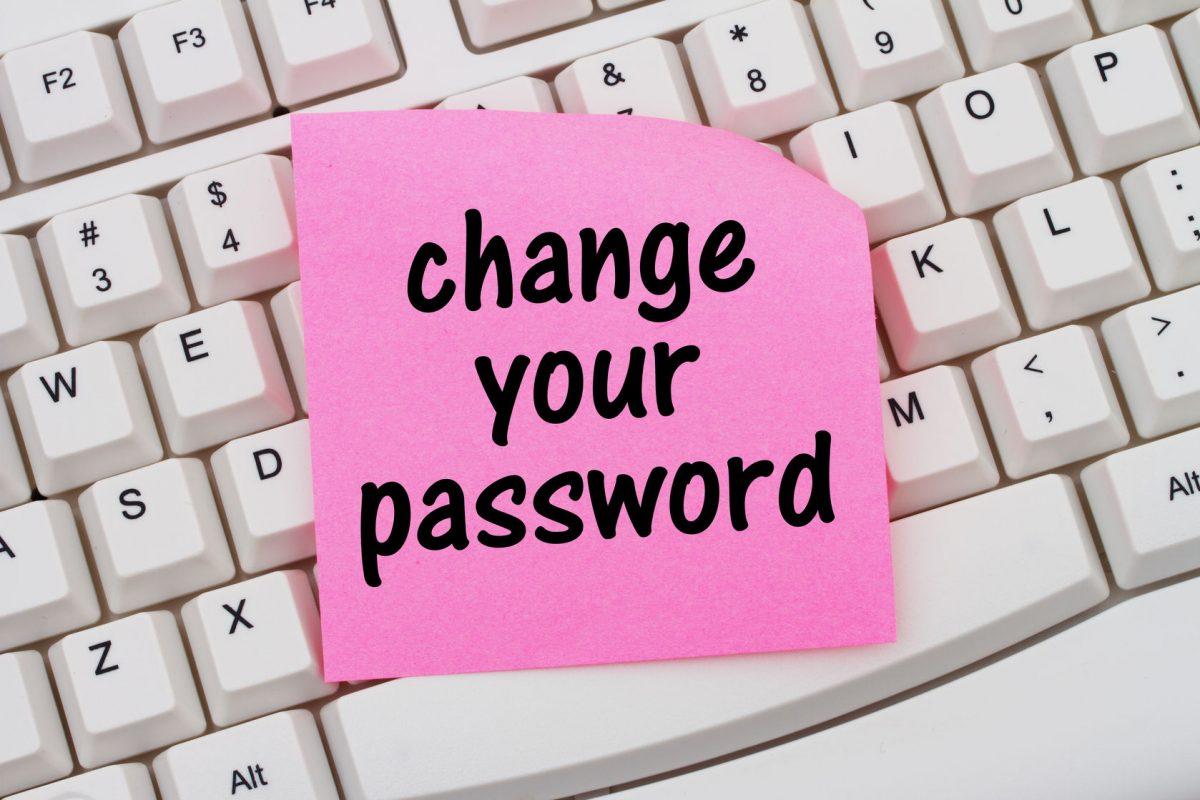 Zoho CRM|パスワード変更・リセット